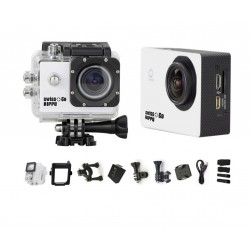 SWISS GO ACTION CAM HIPPO BIANCA HD