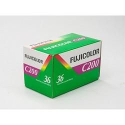 FUJICOLOR 200 - 36