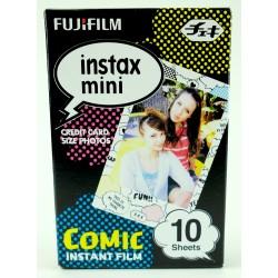 FUI INSTAX MINI  10 FOTO SERIE COMIC