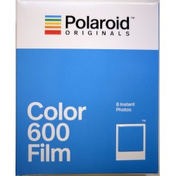 POLARID ORIGINALS 600 COLORI 8 SHOTS