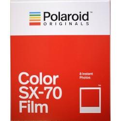 POLAROID ORIGINALS SX 70 COLORE 8 FOTO