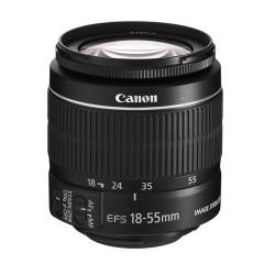 Obiettivo Canon EF-S 18-55mm f/3.5-5.6 IS II - NUOVO SENZA IMBALLO
