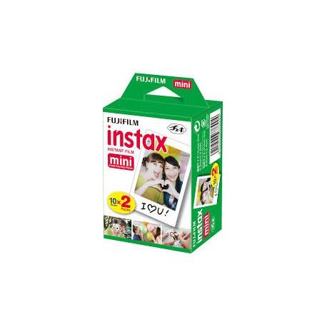FUJI INSTAX MINI 2X10