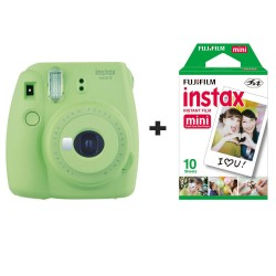 FUJI INSTAX MINI 9 Lime Greenk