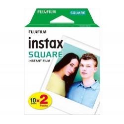FUJI INSTAX SQUARE 2 X 10 FOTO SQ6 -SQ10 - SQ20