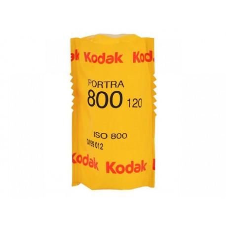 KODAK PORTRA 800 120